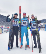 Russia's Belov Earns First World Cup Win; Sixth Podium in Davos for Manificat