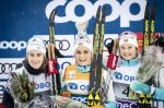 Johaug's Wins Lillehammer Overall; Bjornsen 10th