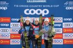 Johaug Takes Lillehammer 10 k Skate; Bjornsen in 9th leads Four U.S. Women in the Points