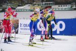 Sunday Race Rundown: Dresden Team Sprints & Oberhof Relays (Updated 2 x)