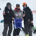 Die Hard Nordies Joda and Choudoir Make Speed … for U.S. Boardercross