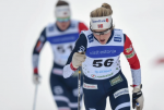 Johaug Returns With Win in Typical Fashion; Diggins 13th