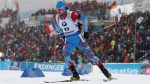 Russia's Loginov wins IBU sprint in Oberhof; Doherty in 22nd