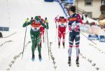 Back-to-Back Wins for Klæbo With Stage 6 Val di Fiemme 15 k Classic Victory