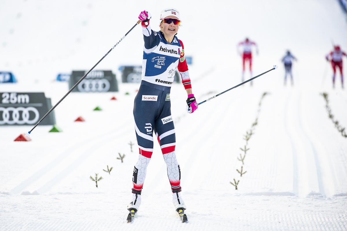 Norway's Ingvild Flugstad Østberg Pulls from Beitostølen Races