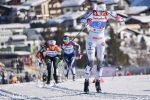 Euphoric Victory for Sweden's Nilsson and Dahlqvist in Classic Team Sprint; Diggins, Bjornsen 5th