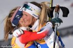 Never a Slow Moment: Johaug and Karlsson in a Generational 10 k Duel