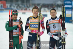 Klæbo Tied for Second-Most World Cup Sprint Wins; US Skiers Looking for More