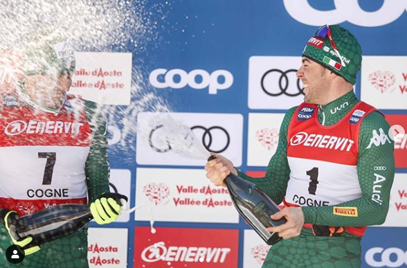 Italy's Pellegrino and De Fabiani to Work With Marcus Cramer and Russian Ski Team