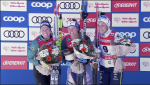 Diggins Wins Cogne Sprint; U.S. Puts 6 Women in Top 30