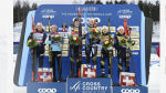 Sweden Snags First and Third in Lahti Classic Team Sprint