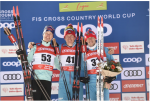 Bolshunov Bests Niskanen In Cogne 15 k Classic; Harvey 10th, Bjornsen 16th