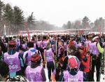 The Purple Wave: 2019 American Birkebeiner
