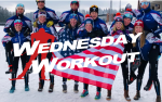 Wednesday Workout: Recovery and Nutrition on the Road During the U18 Nations' Cup Trip