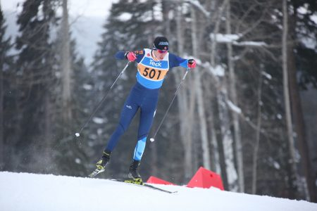 Xavier McKeever won the junior boys qualifier and every heat at Westerns 2019. (Photo: Greg Redman)