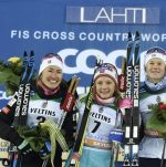 Falla First in Lahti; But Calling it For Caldwell