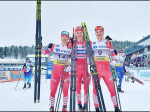Russia takes the Podium in Holmenkollen; Harvey 5th, Patterson 19th