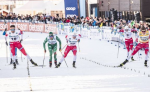 Norway Sweeps Freestyle Sprint in Falun; Hamilton 22nd, Bolger 27th