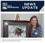 Rosie Brennan First Recipient of U.S Nordic Olympic Women's Inga Award (Press Release)