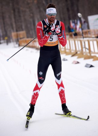Lenny Valjas adds another national title to his collection. (Photo: 2019 Canadian Ski Championships)