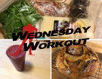 Wednesday Workout: Informal On-The-Go and Recovery Food