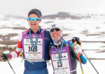 Race-cation: Erik Bjornsen and Marine Dusser on Iceland and the Fossavatn Ski Marathon