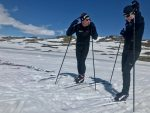 Connor Green: An American in Biri, Norway Building Skis
