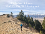 Gear Review: Salomon S/LAB SENSE ULTRA 5 SET Running Vest
