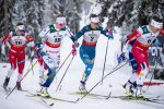 A Big Day for Maubet Bjornsen as she Places Third in the Ruka Classic Sprint