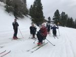 Paralympic Trailblazing with the Bogus Basin Nordic Team