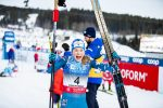 Therese Johaug Notches Seventh Skiathlon Victory; Diggins Charges to 2nd