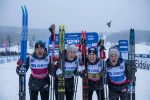 Twelfth Consecutive Relay Win for Norway; USA Comes Back for Second