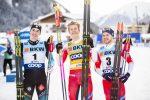Third Consecutive Sprint Victory in Davos for Klæbo; Hamilton 6th