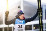 Silver for Susan Dunklee at 2020 IBU World Championships