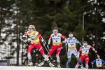 Johaug Pounces in Closing K to Win in Falun; Diggins 14th