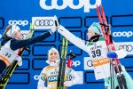 Johaug Keeps Andersson at Bay for the Win in Lahti; Brennan 19th