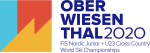 Schedule for the Oberwiesenthal, Germany Junior / U23 Worlds