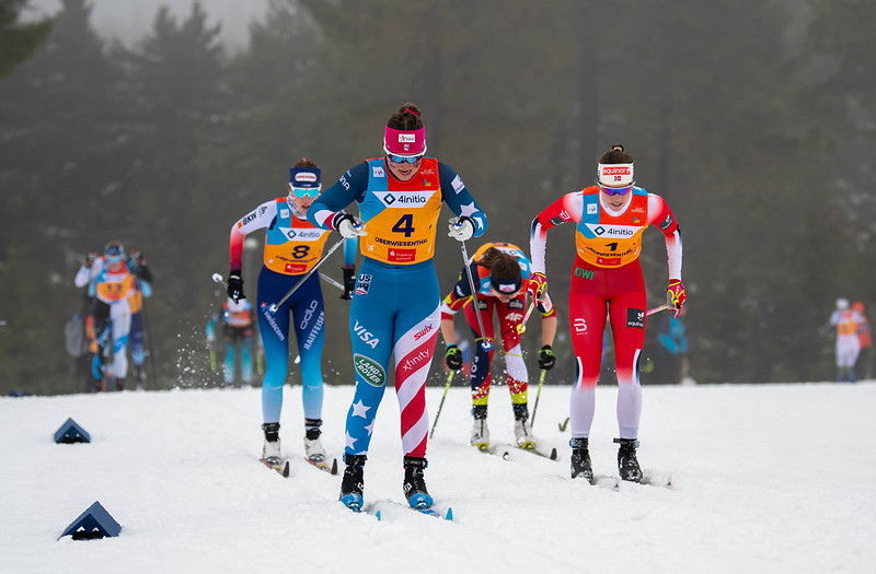 Multiple American Women Held Out of World Juniors Races After Positive Covid Test or Contacts