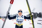 Sans Fans, Sweden's Karlsson Takes Johaug at the Holmenkollen Line