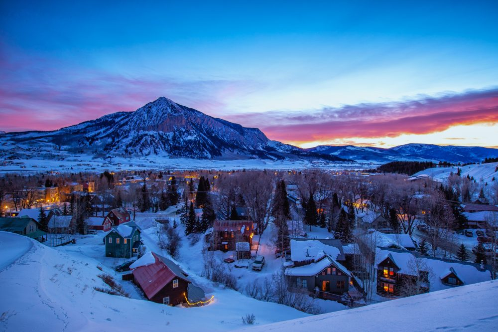 One For Your Bucket List: Crested Butte's Alley Loop Marathon