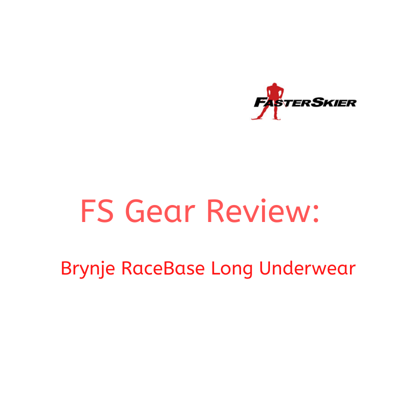 FS Gear Review: Upgrade Your Long Underwear Game With Brynje RaceBase