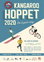 Kangaroo Hoppet 2020 – coming soon to a trail near you (press release)
