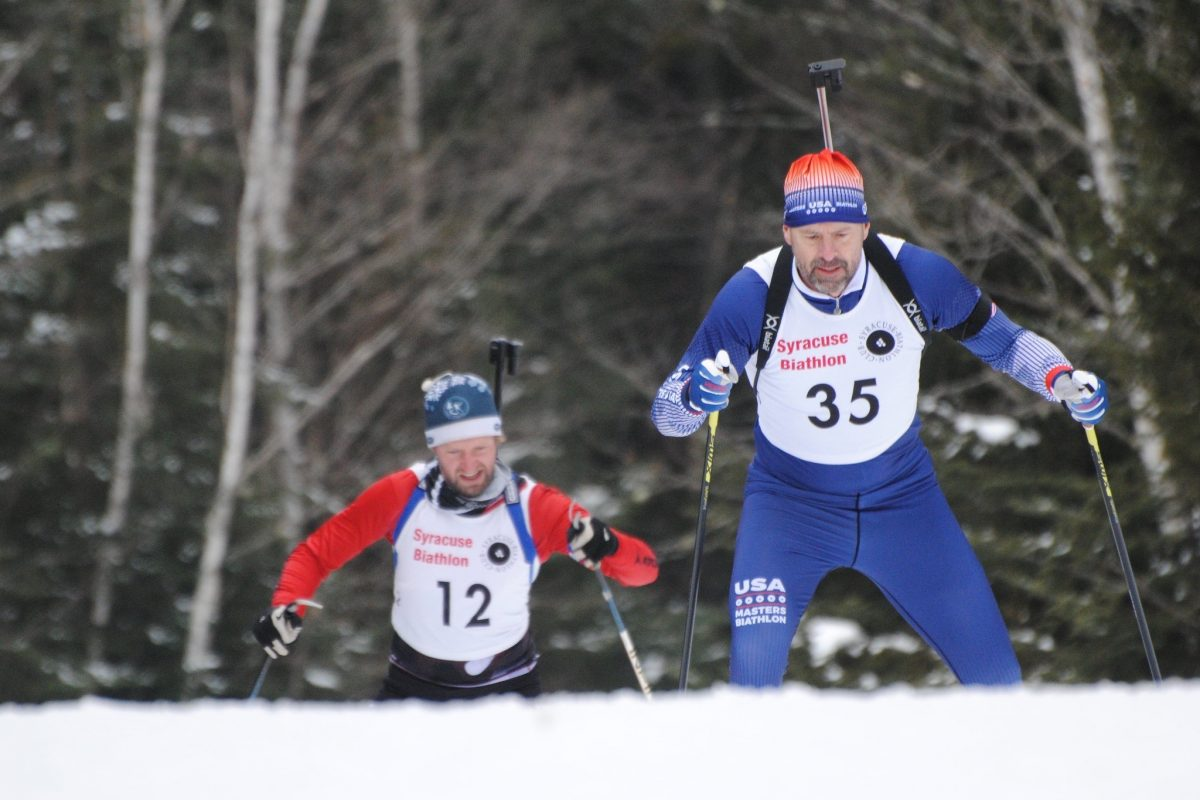 "An Excerpt from ""Nordic Warrior? A Midlife Crisis in Biathlon""  By: Craig Wiggers"