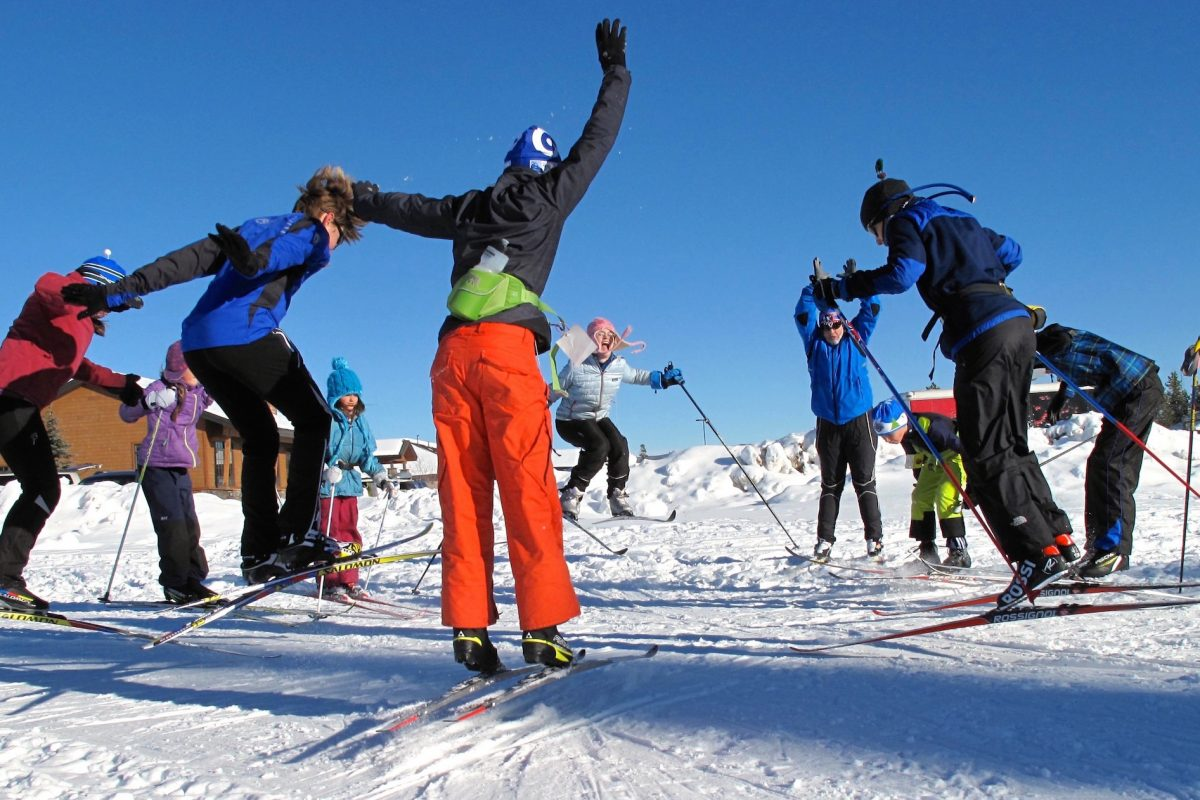 West Yellowstone Fall Training Camp – Ski with a Pro & Ski Festival Clinics Registration