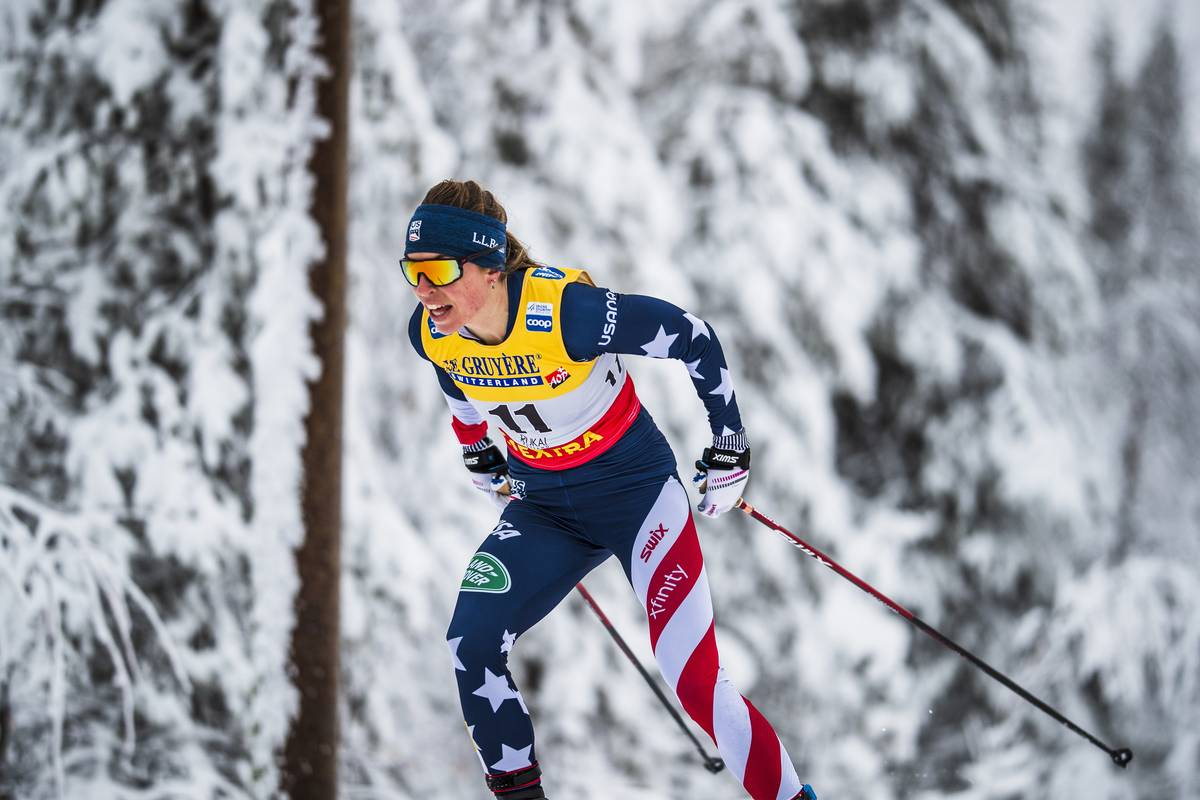 Johaug in Command for Ruka Triple Win: Rosie Brennan Spots Up for a Career Best Fifth Overall