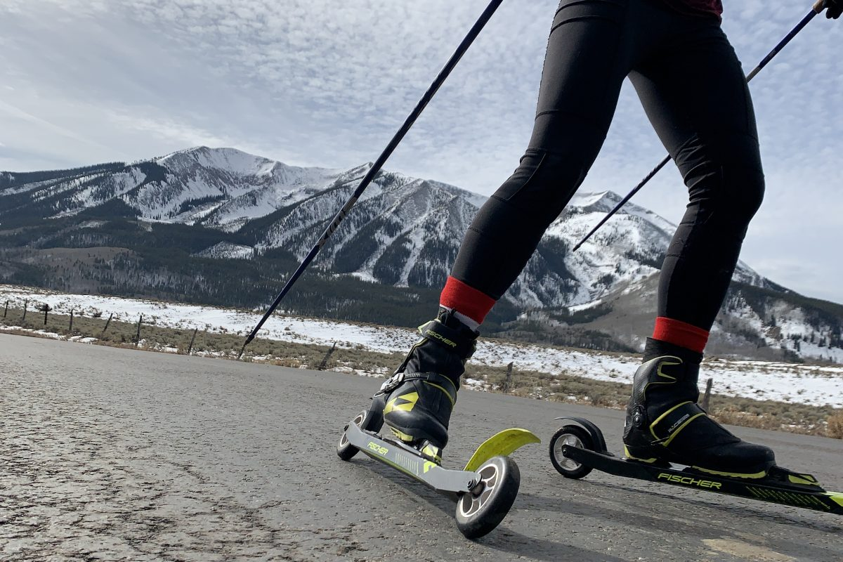 Gear Review: Fischer Speedmax Classic and Carbonlite Skate Rollerskis