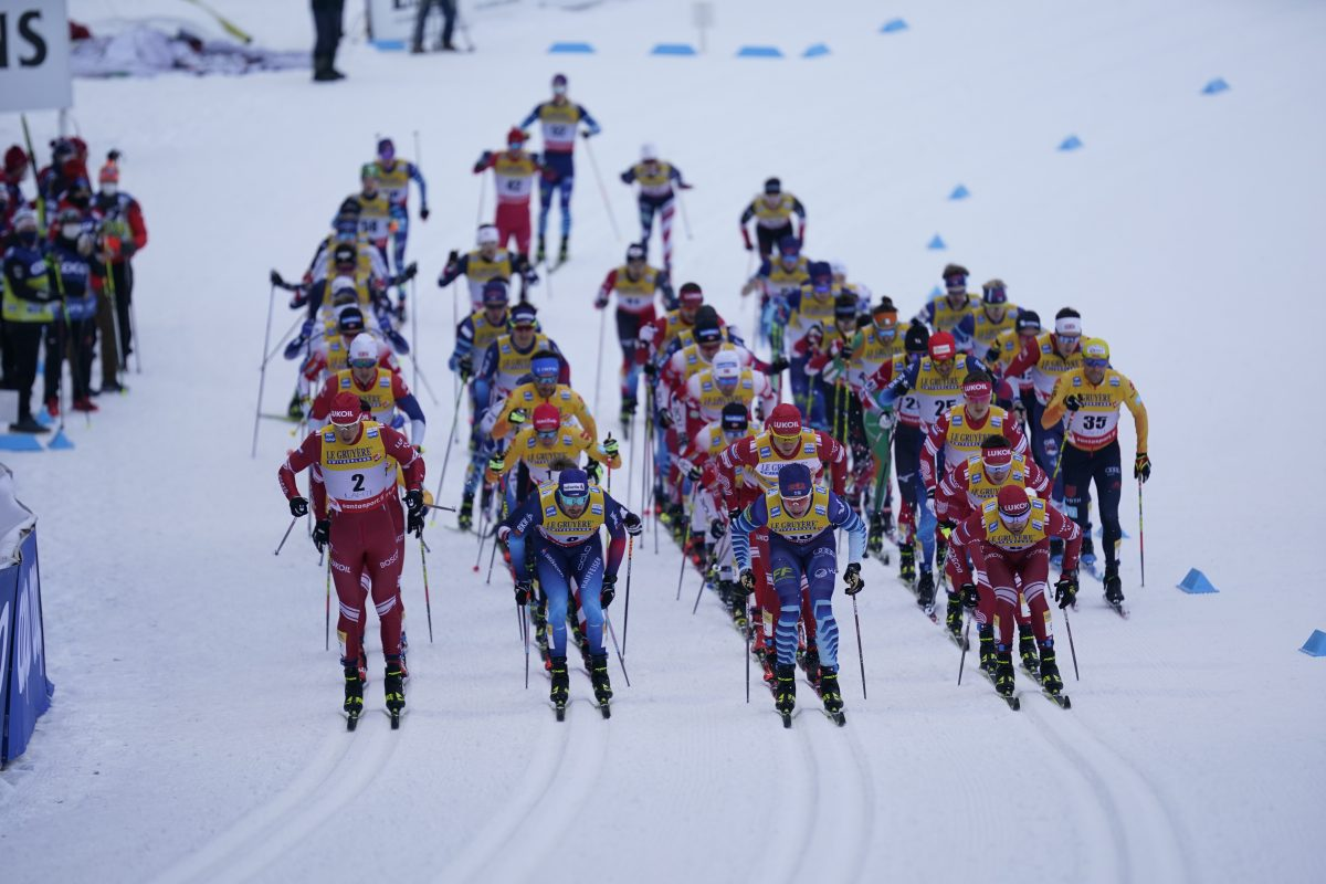 A Norway Sweep with Emil Iversen on the Top Step; Schumacher 18th, Patterson 21st
