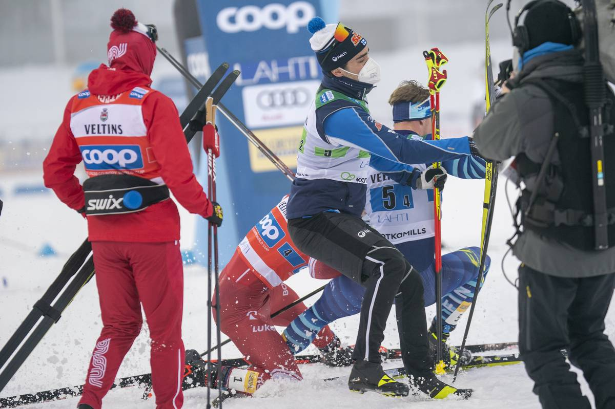 FIS Statement on Bolshunov's Actions in Lahti