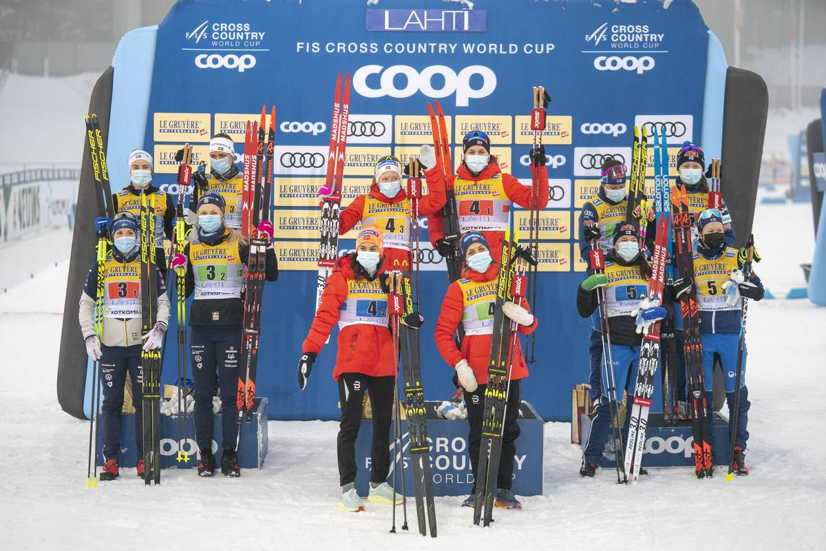 Norway Tops Podium Once Again; US Women Finish 5th