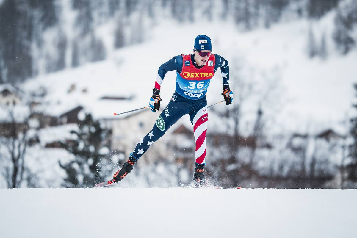 US Nordic Ski Interviews by TOKO: Catching up with Gus Schumacher post Tour de Ski
